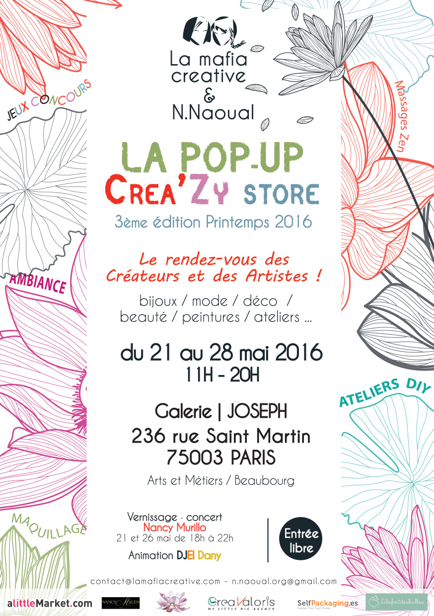 pop' up paris